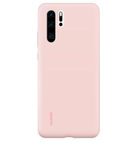 Capa Protetora para Huawei P30 Pro com Acabamento Soft Touch de Silicone Pink - Huawei - HW-51992874