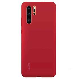 Capa Protetora para Huawei P30 Pro com Acabamento Soft Touch de Silicone Vermelha - Huawei - HW-51992876