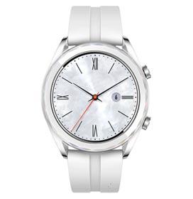 Smartwatch GT Ella-B19P Huawei Inox com 1,2 , Pulseira de Silicone, Bluetooth e 128MB