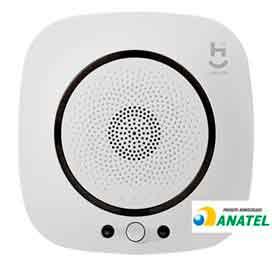 Sensor de Gás CO Inteligente Compatível com Alexa e Google Assistant - Geonav