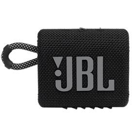 Caixa de som Portátil JBL GO3 BLK com Bluetooth Preto - JBLGO3BLK