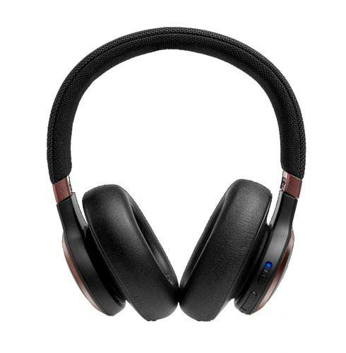 Fone de Ouvido sem Fio JBL Live 650BT Headphone Over Ear Preto - LIVE650BTNC