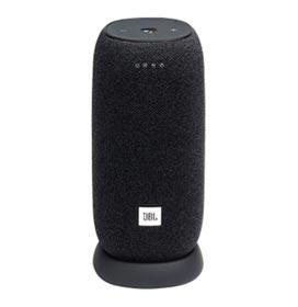 Caixa de Som JBL com Bluetooth, Google Assistente, à Prova d Água, 20 W Preta - Link Portable