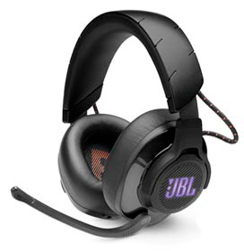 Fone de Ouvido JBL Quantum600 Headphone Preto - JBLQUANTUM600BLK