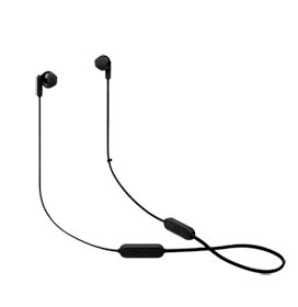 Fone de Ouvido JBL Intra - auricular Bluetooth Preto - JBLT215BTBLK