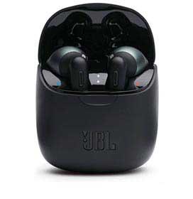 Fone de Ouvido sem Fio JBL Tune 225 TWS Intra-auricular Preto - JBLT225TWSBLK