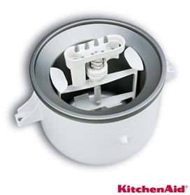 Sorveteira para Stand Mixer KitchenAid - KIP01CXONA