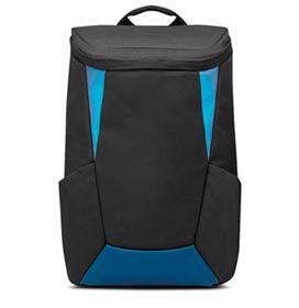 Mochila Lenovo IdeaPad Gaming Para Notebook Até 15.6 Preto e Azul - GX40Z24050