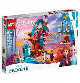 LEGO Disney Princess - Frozen II: A Casa da Árvore Encantada - 41164