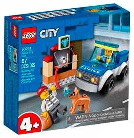 LEGO City - Unidade de Cães de Polícia - 60241