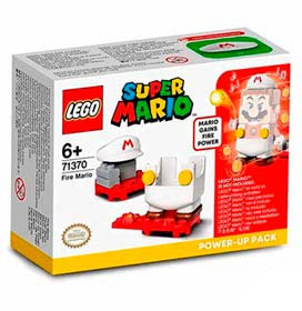 LEGO Super Mario - Pacote Power Up Mario de Fogo - 71370