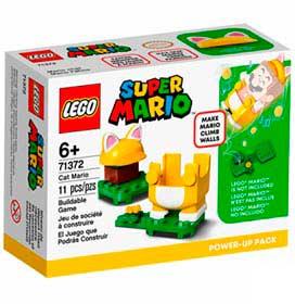 LEGO Pacote Power Up - Mario Gato - 71372