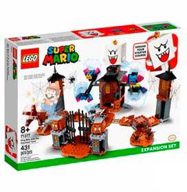 LEGO Pacote de Expansão - Rei Bu e o Pátio Mal-Assombrado - 71377