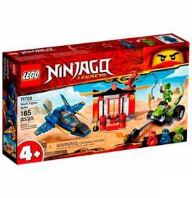 LEGO Ninjago Legacy - Batalha Lutador da Tempestade - 71703