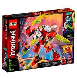 LEGO Ninjago - O Jato Robô do Kai - 71707