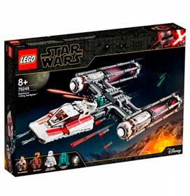 LEGO Star Wars - Y-Wing Starfighter da Resistência - 75249