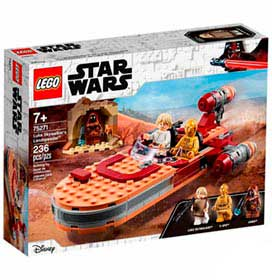 LEGO Star Wars - O Landspeeder de Luke Skywalker - 75271