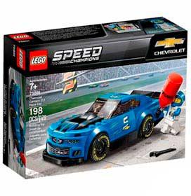 LEGO Speed Champions - Carro de Corrida Chevrolet Camaro ZL1 - 75891