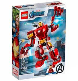 LEGO Super Heroes - Robô Iron Man - 76140