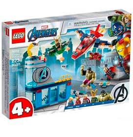 LEGO Marvel Vingadores - A Ira de Loki - 76152