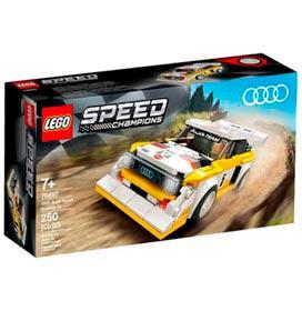 LEGO Speed Champions - 1985 Audi Sport Quattro S1 - 76897