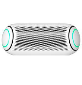 Caixa de Som Portátil XBOOM Go LG com Potência de 20W Branca - PL5W