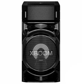 Caixa Acústica LG XBOOM RN5, Conexão Bluetooth e Controle Remoto - RN5