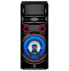 Caixa Acústica LG XBOOM RN7, Conexão Bluetooth e Controle Remoto -RN7
