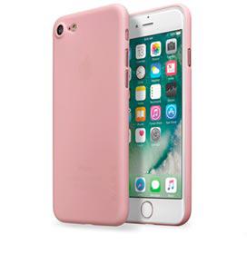 Capa Protetora Slimskin para iPhone 7 Plus Rosa - Laut - IP7P_SS_P