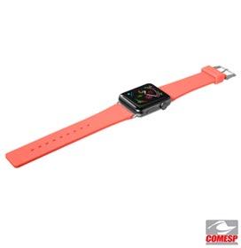 Pulseira para Apple Watch 38/40mm Active em Borracha TPU Coral - Laut - LT-AWSACPI