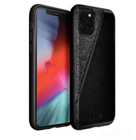 Capa para iPhone 11 Inflight com Porta Cartão em TPU e Policarbonato Preto - Laut - LT-IP19MINBK00I