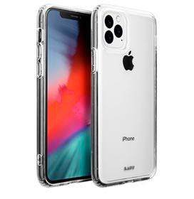 Capa para iPhone 11 Pro Crystal-X de Vidro e TPU Transparente - Laut - LT-IP19SCXUCI