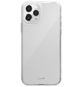 Capa Protetora para iPhone 12 Pro Max Crystal-X de Vidro Temperado Transparente - Laut - LT-IP20LCXUCI