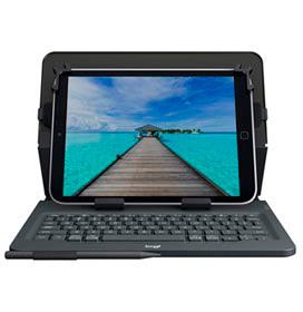 Capa com Teclado Universal Folio Logitech Preta para Tablets Android, Apple ou Windows de 10 - 920-008334