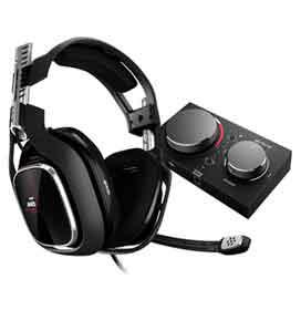 Headset Gamer Astro A40 Preto e MixAmp Pro TR para Xbox One - 939-001791