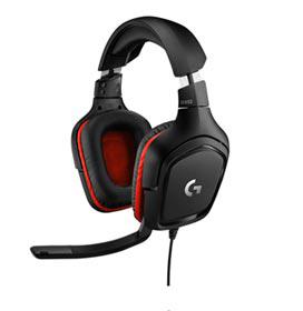 Headset Gamer Logitech G332 para Jogos Stereo Multiplataforma