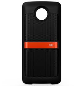 Capa com Caixa de Som para Moto Z Moto Snap JBL Soundboost Preto - Motorola - 11276NBR