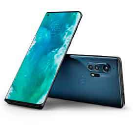 Smartphone Moto Edge+ Thunder Grey, com Tela de 6,7, 5G, 256GB e Câmera de 108 MP + 16 MP + 8 MP + TOF - XT2061-3