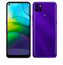 Smartphone Moto G9 Power Purple, com Tela de 6,8, 4G, 128GB e Câmera Tripla de 64MP + 2MP + 2MP - XT2091-4