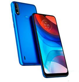 Moto E7 Power Azul Metálico, Motorola, com Tela 6,5, 4G, 32GB, Câmera 13 MP + 2 MP - XT2097-5