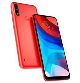 Moto E7 Power Vermelho Coral, Motorola, com Tela 6,5, 4G, 32GB, Câmera 13 MP + 2 MP - XT2097-5