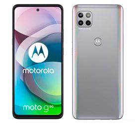 Smartphone Moto G 5G Prata Prisma, com Tela 6,7, 5G, 128GB e Câmera Tripla de 48MP + 8MP + 2MP - XT2113-3
