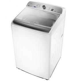 Lavadora de Roupas Panasonic 14 kg Branca com 09 Programas de Lavagem e Espuma Ativa - NA-F140B5W