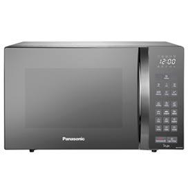 Micro-ondas de Mesa Panasonic Style com 32 Litros de Capacidade Inox- NN-ST67HSRUN