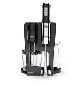 Mixer Philco com 02 Velocidade+Turbo, Capacidade de 0,8 Litros e Múltiplas Funções - PMX900PI
