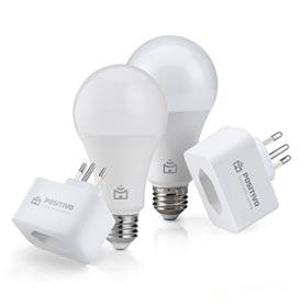 Kit Casa Eficiente Positivo com Smart Lâmpada e Smart Plug - 11140163