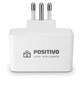 Smart Plug Max Wi-Fi Compatível com Alexa e Controle por App - Positivo Casa Inteligente