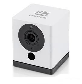 Smart Câmera Positivo Casa Inteligente, Wi-Fi - 3901054