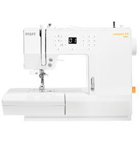 Máquina de Costura PFAFF Doméstica 100 Pontos Passport 3.0 - 850212123