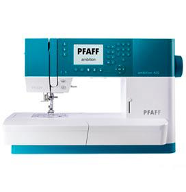 Máquina de Costura PFAFF Doméstica 136 Pontos Ambition 620 - 850225123